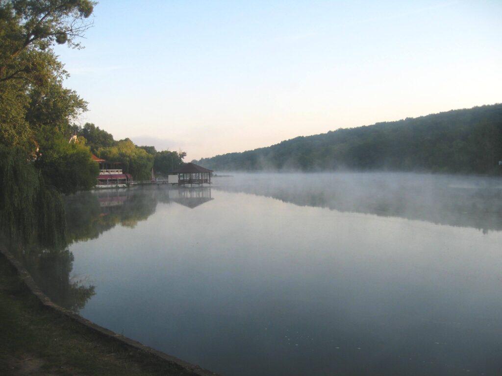 Traseul Iași - Aroneanu - Ciric - Ungheni - Tutora Lacul